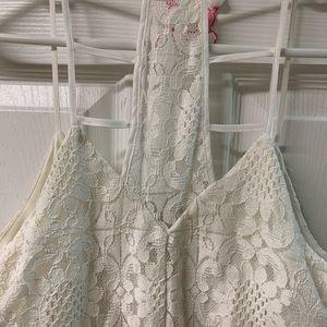 Mini dress/ long Top,  size m.